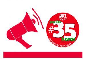 35 Horas no negociar plantillas docentes 2020-21