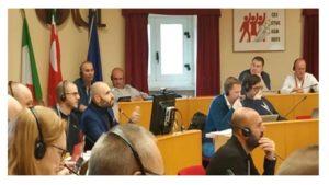 UGT asiste reunión EPSU cambio climático