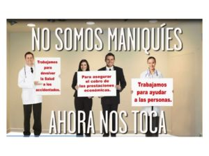 denuncia precariedad trabajadores mutuas