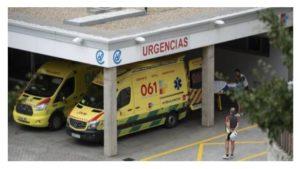 seis meses cárcel paciente agredió médico Urgencias