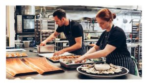 sentencia epicondilitis enfer profesional ayudante cocina