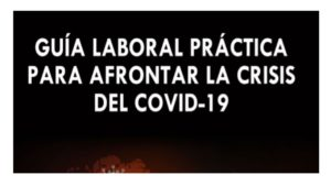 Guía laboral afrontar crisis covid19