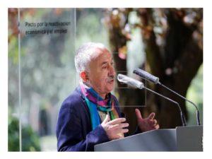 Pepe Álvarez no elección economía y pandemia