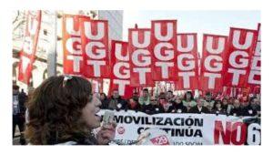 Manifestación día 30 Madrid CU