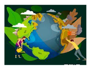 UGT 25S Día global acciones climáticas