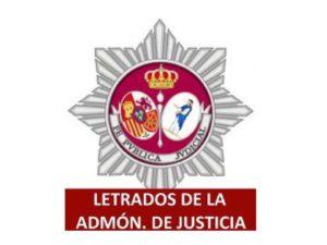 plazas libre designación Letrados Justicia
