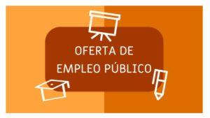 Junta propone 1324 docentes OEP 2020 CyL