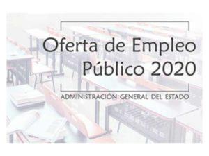 OEP 2020 empleo neto AGE