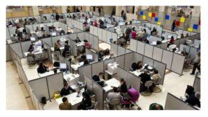 denuncia reducción empleo AGE