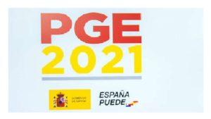 Enmiendas FeSP-UGT Proyecto PGE 2021